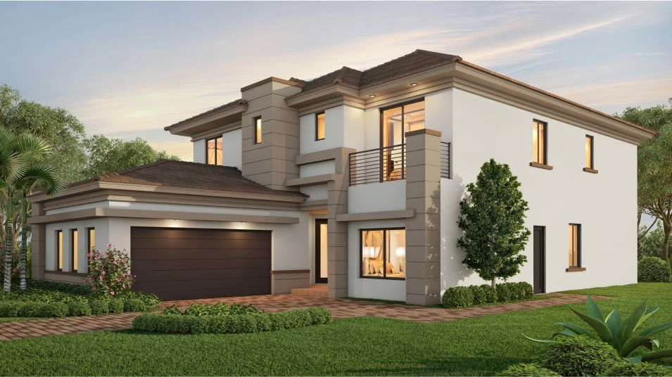 Exterior featured in the Nile By Lennar in Broward County-Ft. Lauderdale, FL