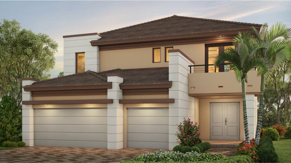 Exterior featured in the Piedra By Lennar in Broward County-Ft. Lauderdale, FL