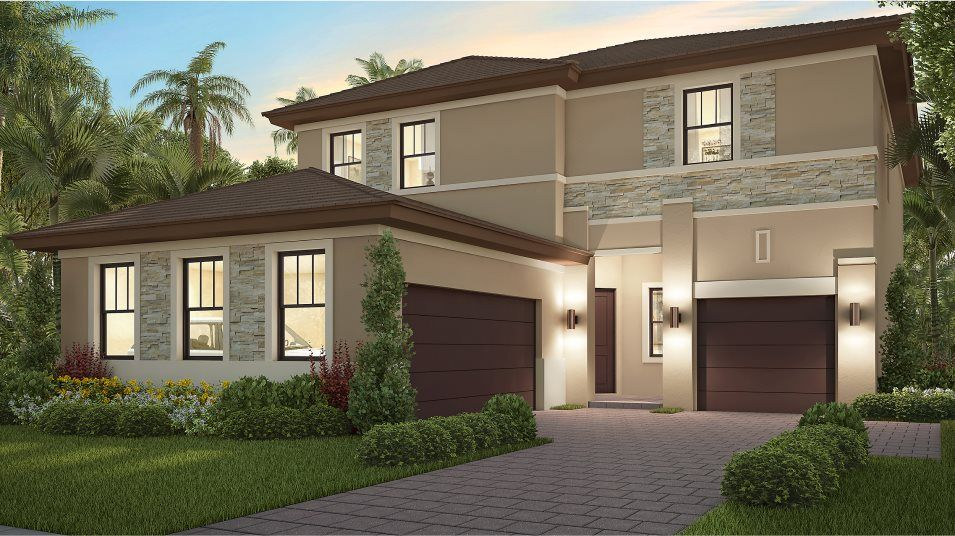 Exterior featured in the Marquez By Lennar in Broward County-Ft. Lauderdale, FL