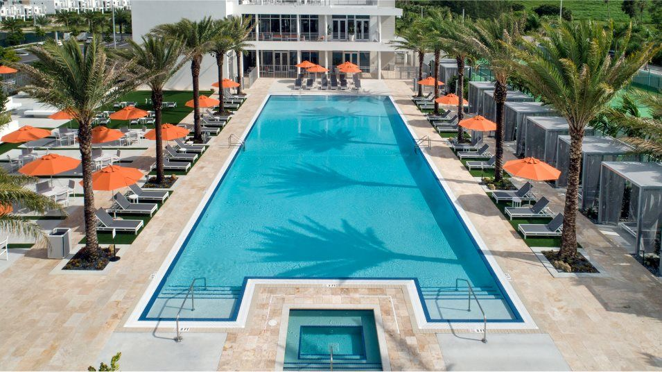 'Landmark - Condominiums' by Lennar - SE Florida in Miami-Dade County