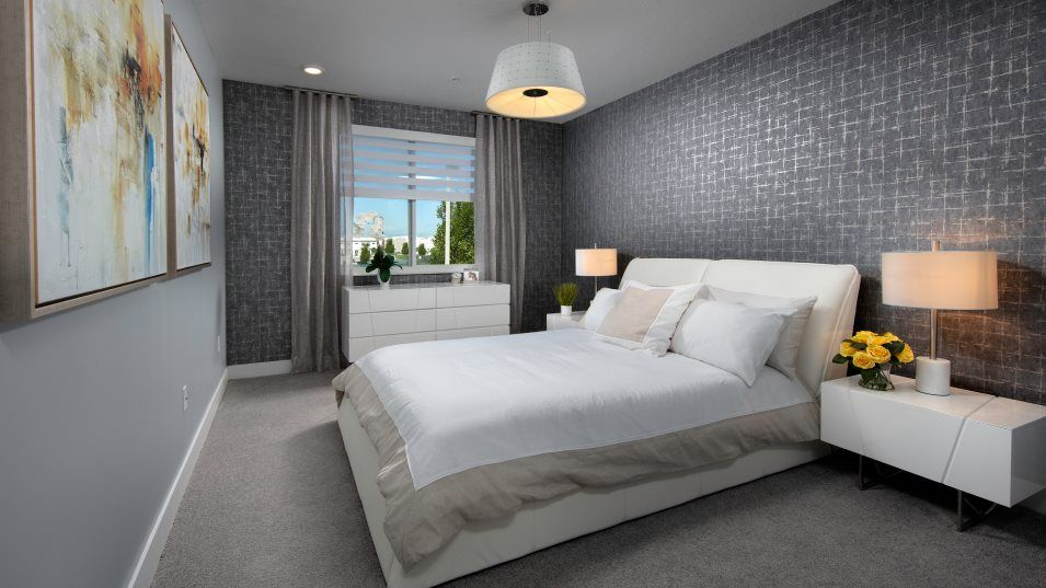 Bedroom featured in the Model E By Lennar in Miami-Dade County, FL