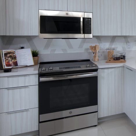 Kitchen featured in the Model F By Lennar in Miami-Dade County, FL