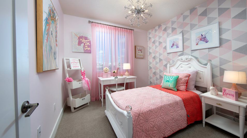 Bedroom featured in the Model F By Lennar in Miami-Dade County, FL