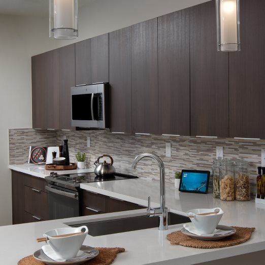 Kitchen featured in the MODEL CG By Lennar in Miami-Dade County, FL