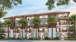 MODEL LA - Urbana - 4-Story Townhomes: Doral, Florida - Lennar