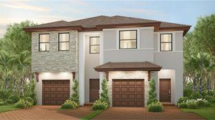 Lucerne - Campo Bello - Twin Homes: Homestead, Florida - Lennar