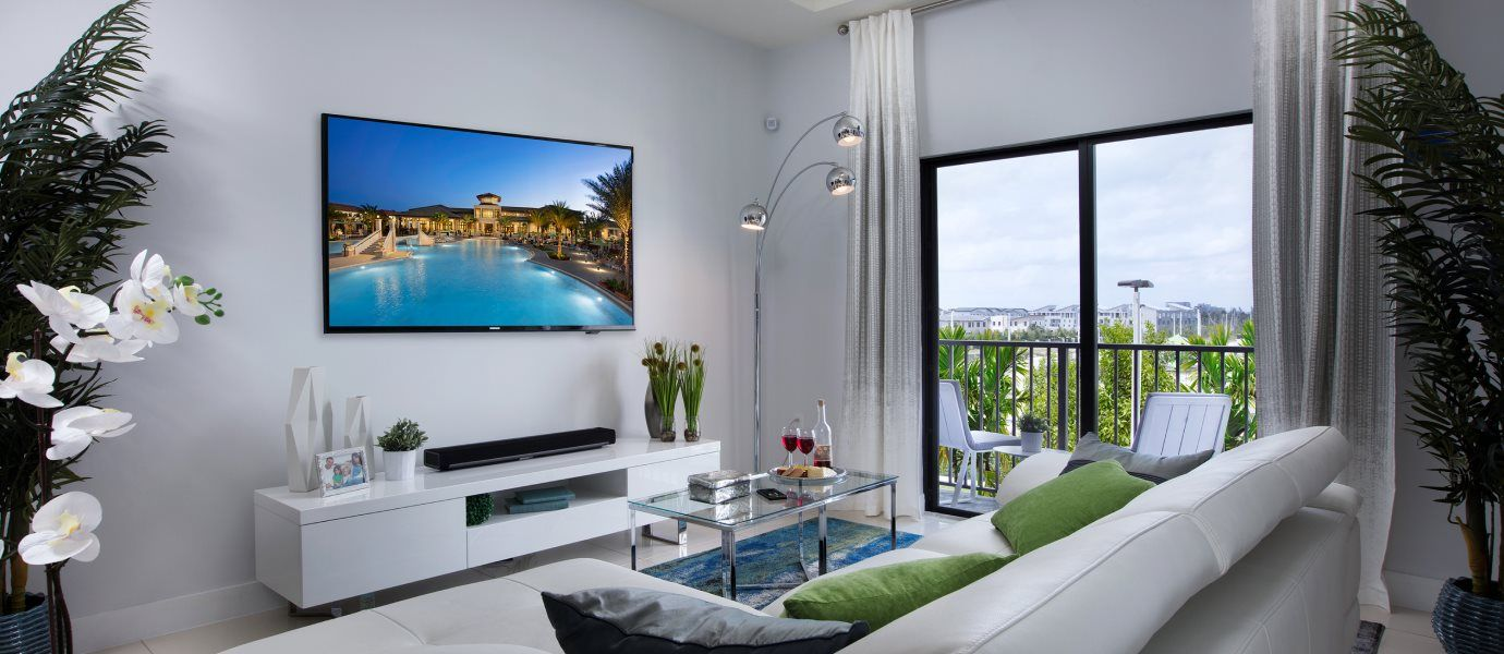 Living Area featured in the Emory By Lennar in Miami-Dade County, FL