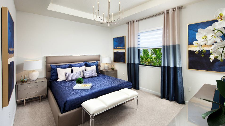 Bedroom featured in the Greenport By Lennar in Miami-Dade County, FL