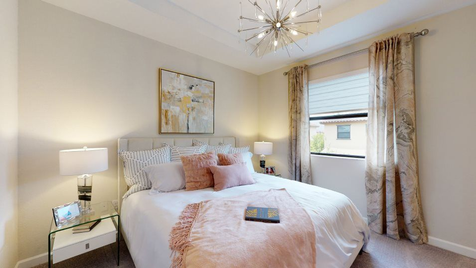 Bedroom featured in the Casis By Lennar in Miami-Dade County, FL