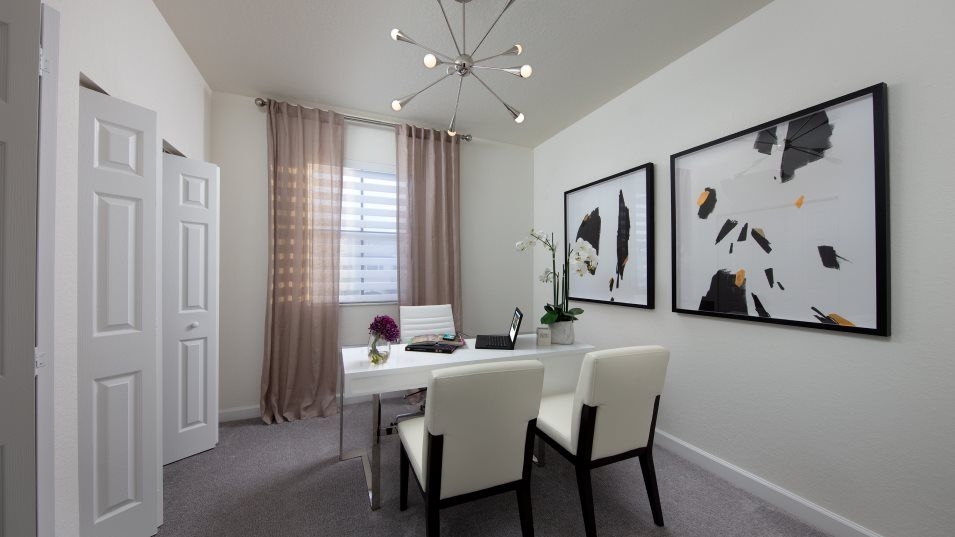 Living Area featured in the Mistico By Lennar in Miami-Dade County, FL