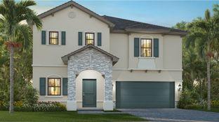 Palmdale - Pine Vista - San Jose Collection: Homestead, Florida - Lennar