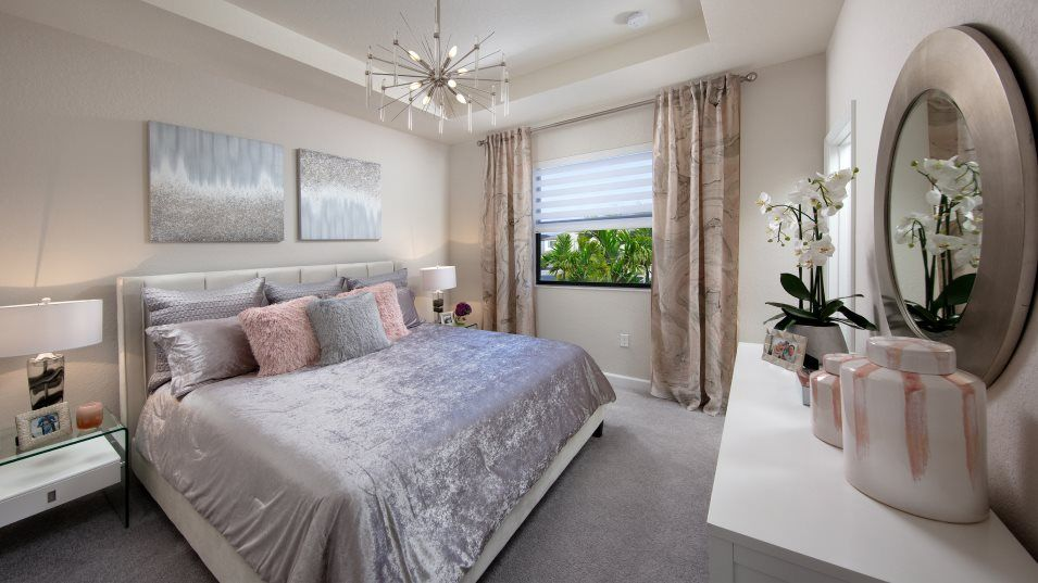 Bedroom featured in the Reserve By Lennar in Miami-Dade County, FL