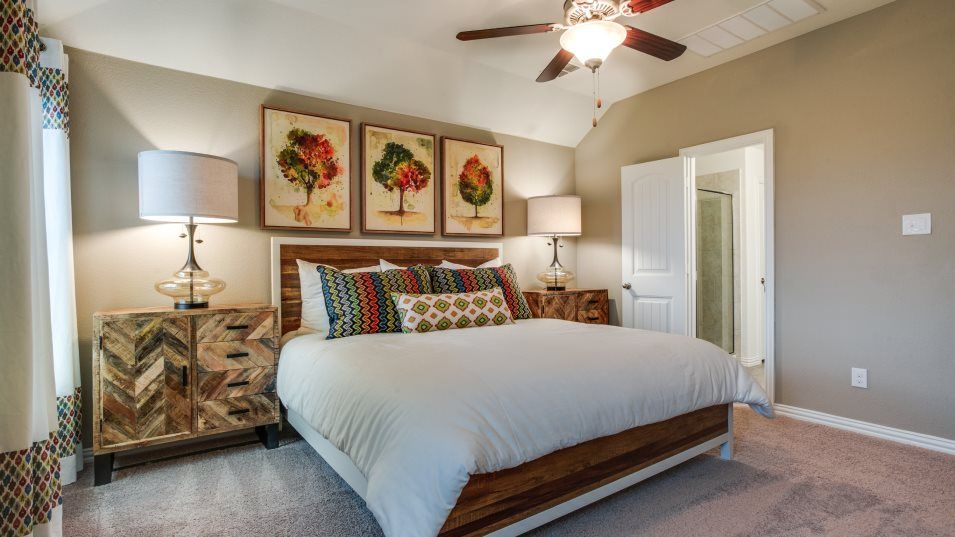 Bedroom featured in the Sonata  -Standard 3 Car Garage By Lennar in Fort Worth, TX