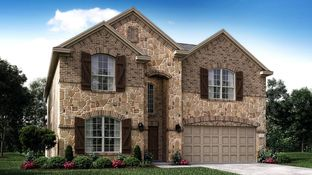Carnelian II - Lakewood Hills East & West: Carrollton, Texas - Lennar