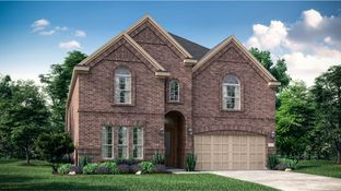 Heritage w/Theater - University Place: Dallas, Texas - Lennar