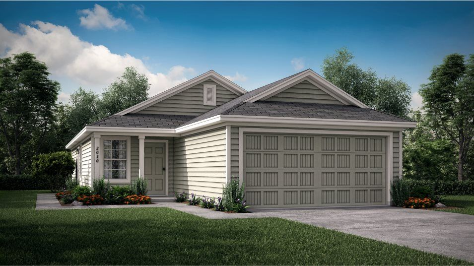 Exterior featured in the Windhaven By Lennar in Dallas, TX