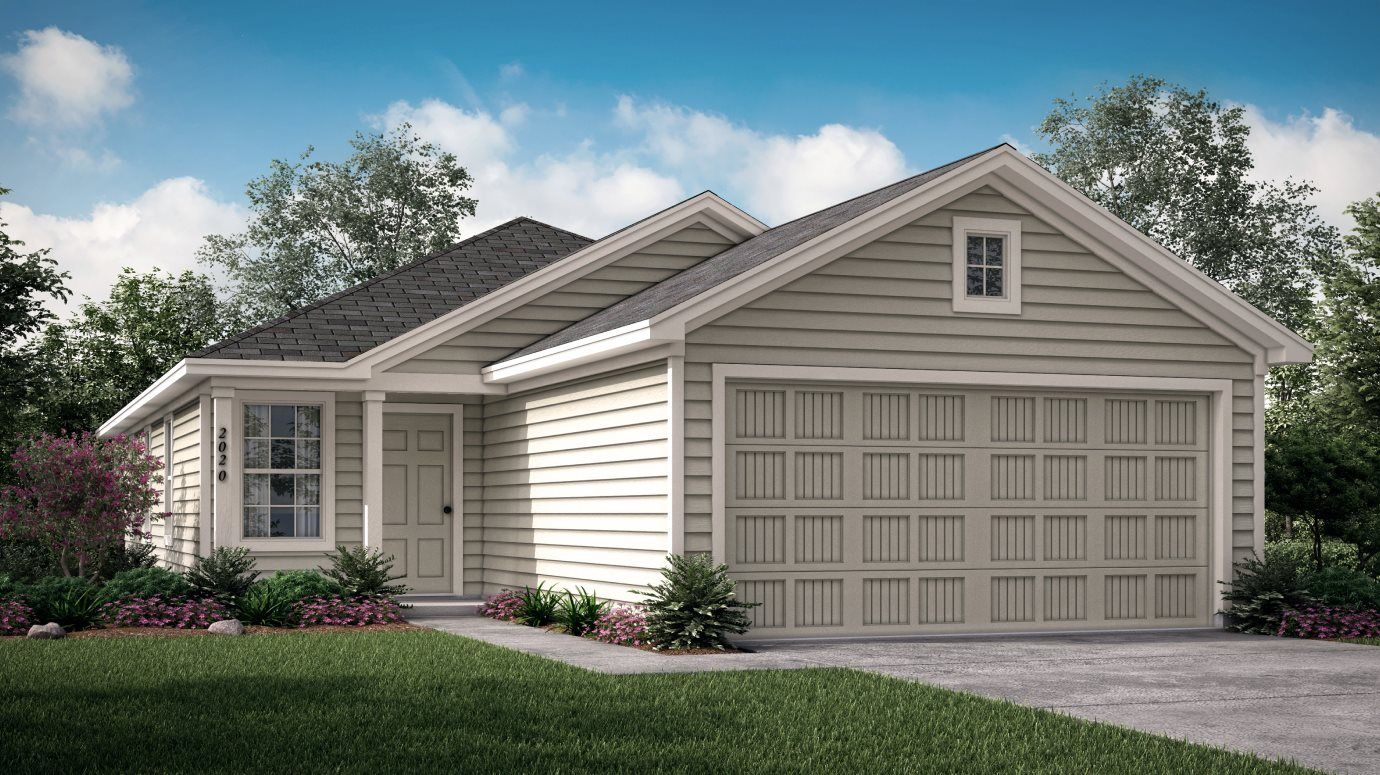Exterior featured in the Red Oak By Lennar in Dallas, TX