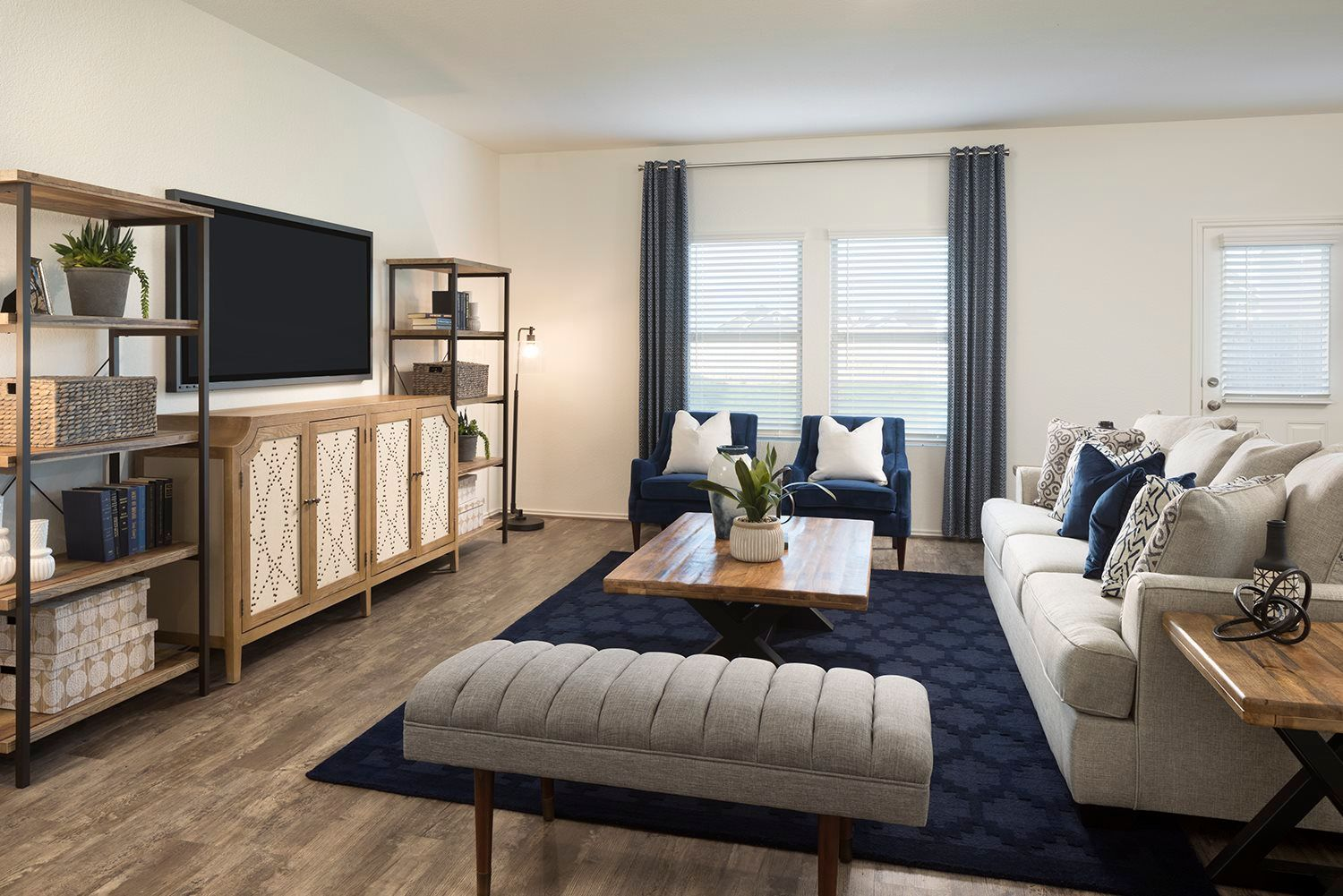 Living Area featured in the Hillside By Lennar in Dallas, TX