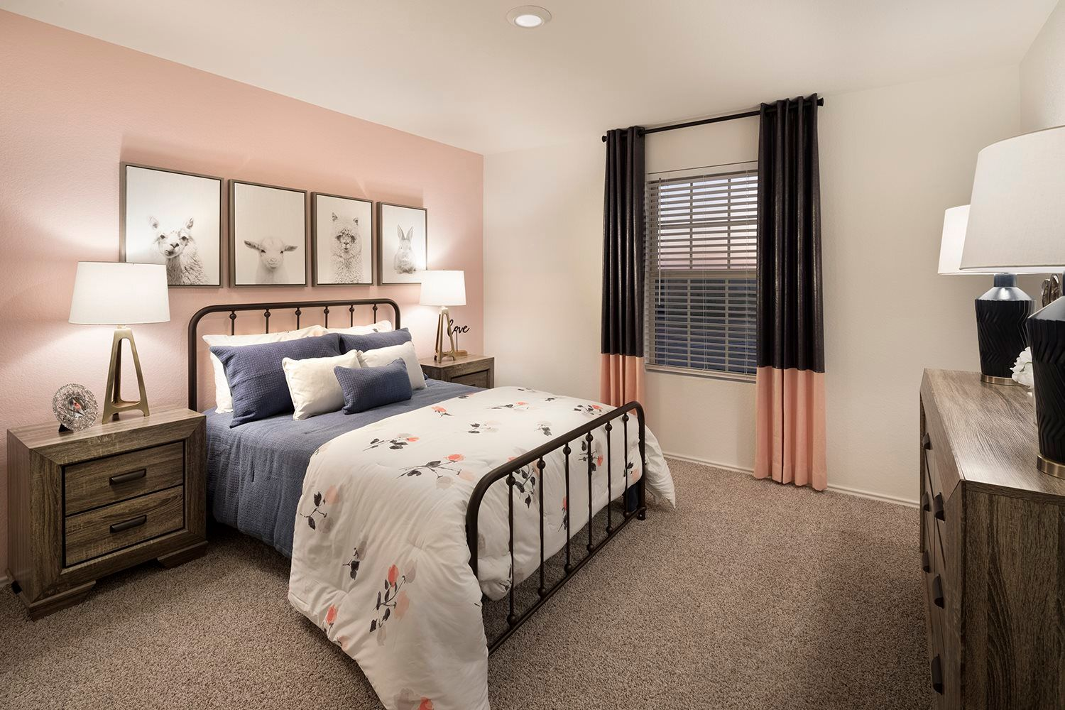 Bedroom featured in the Hillside By Lennar in Dallas, TX