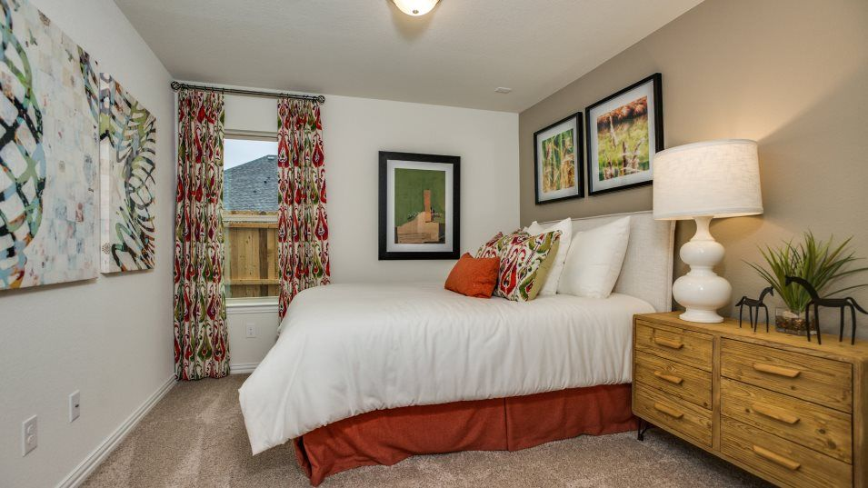 Bedroom featured in the Sonata By Lennar in Dallas, TX