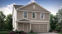 Preserve at Honey Creek Cottage by Lennar in Dallas Texas