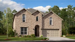 Liberty II - Overland Grove 50's: Forney, Texas - Lennar