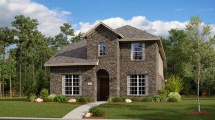 Wrigley - Riverplace Parks: Garland, Texas - Lennar