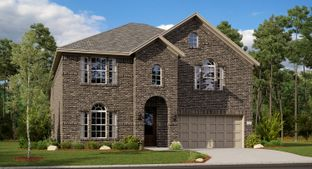 Sunstone w/ Media Standard - Riverplace Brookstone: Garland, Texas - Lennar