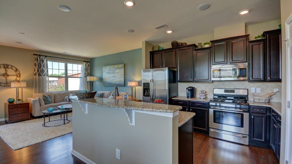 Kitchen featured in the Carlton By Lennar in Charlotte, SC