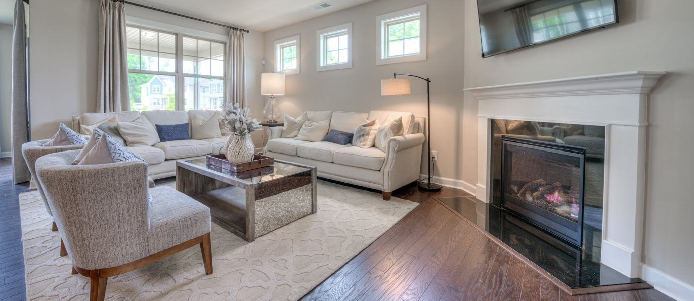 Living Area featured in the Ivy By Lennar in Charlotte, NC