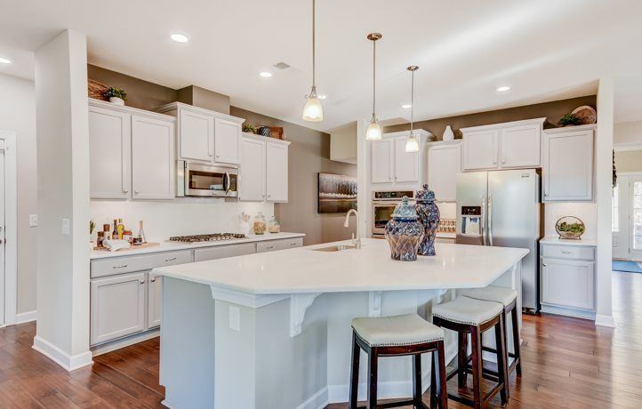 Kitchen featured in the Ivy By Lennar in Charlotte, NC