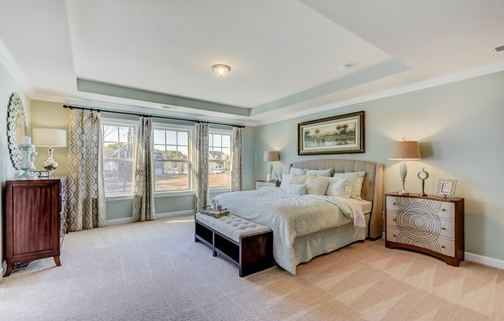 Bedroom featured in the Ivy By Lennar in Charlotte, NC
