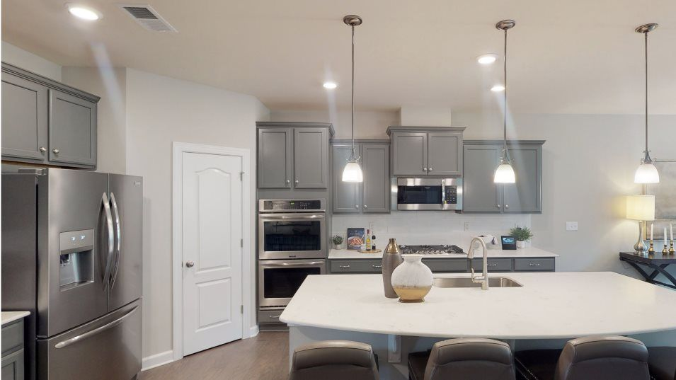 Kitchen featured in the Hayden By Lennar in Charlotte, NC