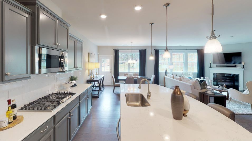 Living Area featured in the Hayden By Lennar in Charlotte, NC