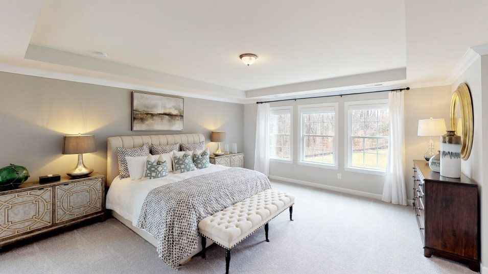 Bedroom featured in the Hayden By Lennar in Charlotte, NC