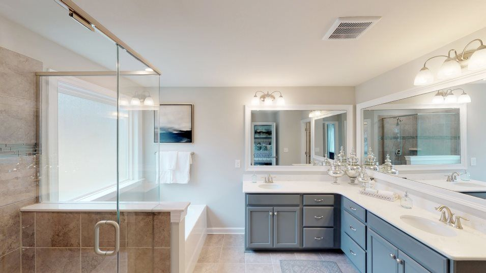 Bathroom featured in the Hayden By Lennar in Charlotte, NC