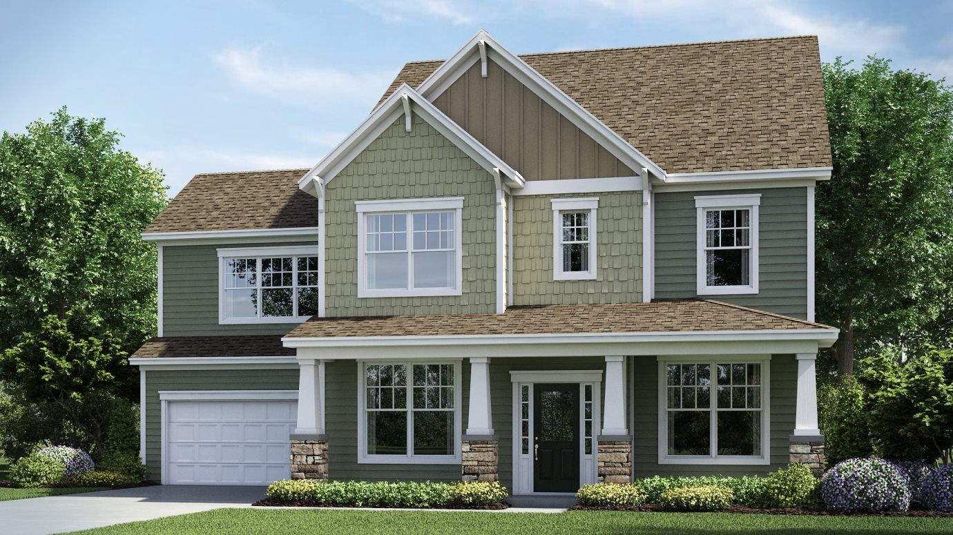 Exterior featured in the Gardner By Lennar in Charlotte, NC