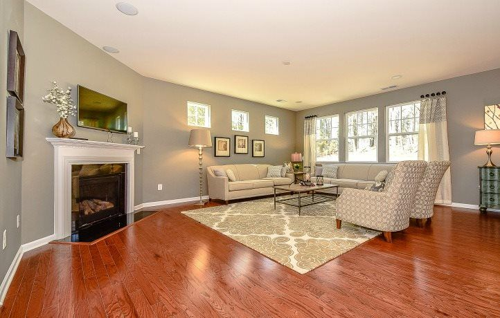 Living Area featured in the Gardner By Lennar in Charlotte, NC