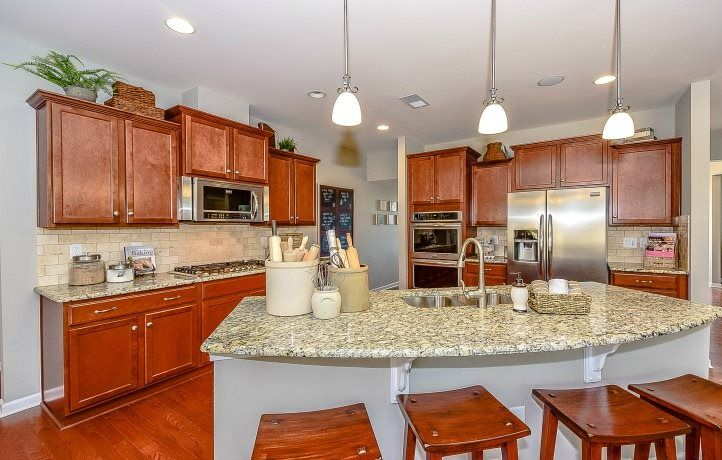 Kitchen featured in the Gardner By Lennar in Charlotte, NC