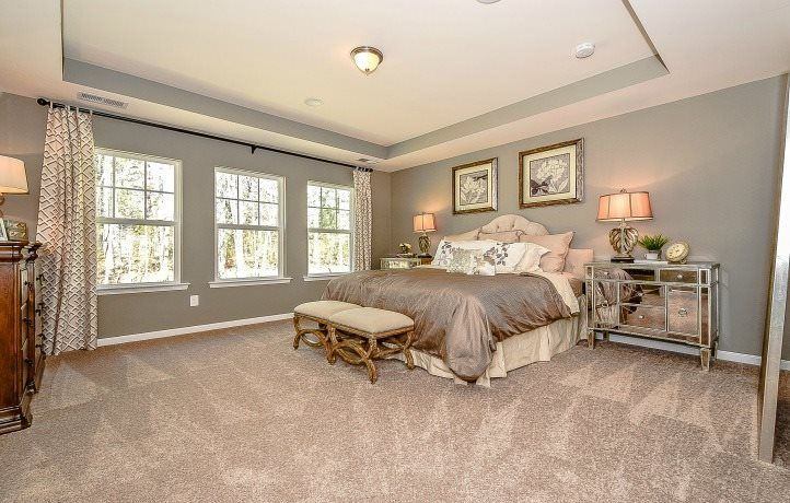 Bedroom featured in the Gardner By Lennar in Charlotte, NC