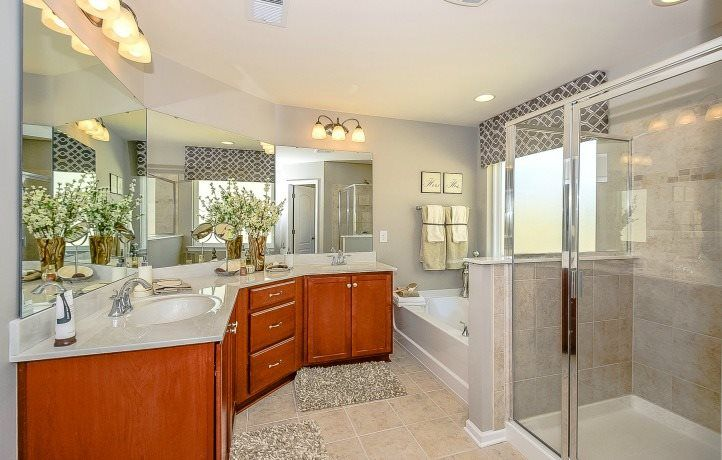 Bathroom featured in the Gardner By Lennar in Charlotte, NC