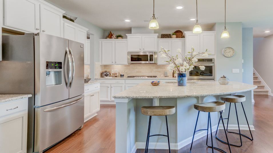 Kitchen featured in the Fenton By Lennar in Charlotte, NC