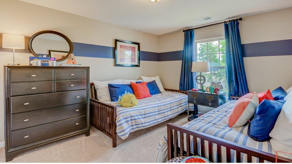 Bedroom featured in the Fenton By Lennar in Charlotte, NC