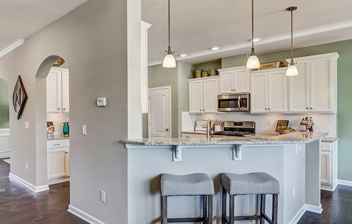 Kitchen featured in the Grisham Basement By Lennar in Charlotte, NC