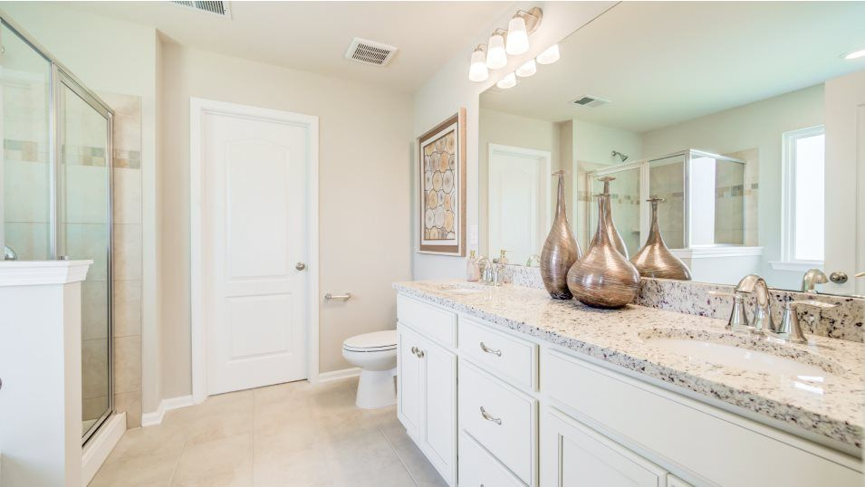Bathroom featured in the Forsyth By Lennar in Charlotte, NC