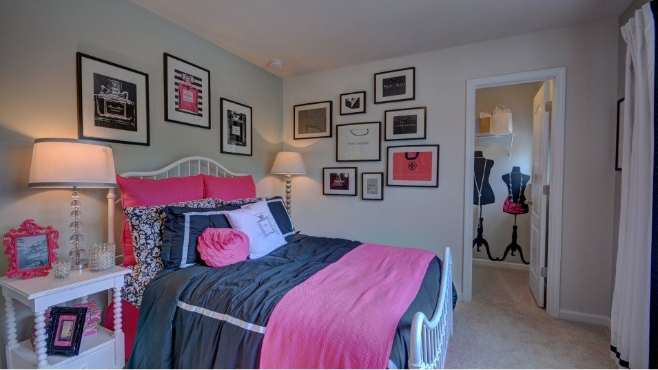 Bedroom featured in the Fairfield By Lennar in Charlotte, NC