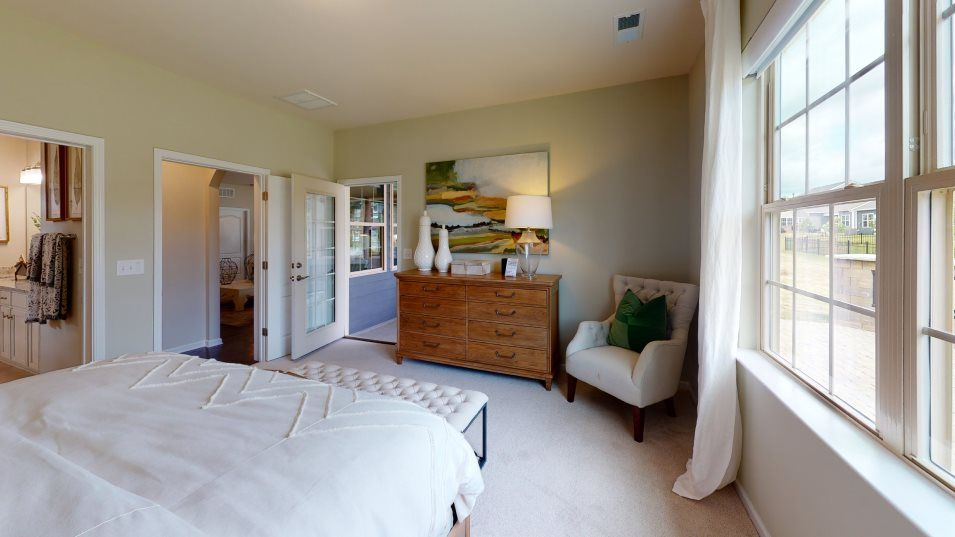 Bedroom featured in the Beacon By Lennar in Charlotte, NC