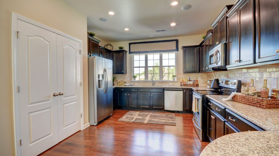 Kitchen featured in the Forrest By Lennar in Charlotte, SC