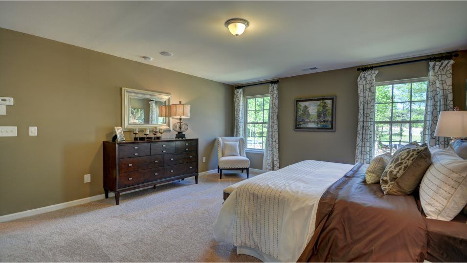 Bedroom featured in the Davidson By Lennar in Charlotte, NC