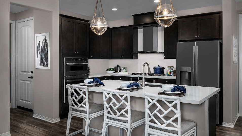Kitchen featured in the Residence 1 By Lennar in Riverside-San Bernardino, CA